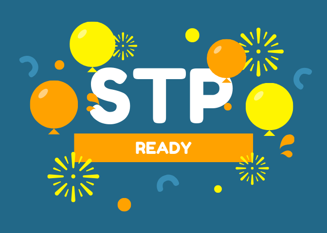 3 Steps to be STP Ready
