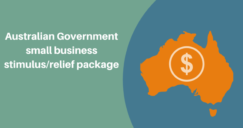 Australian Government small business stimulus/relief package
