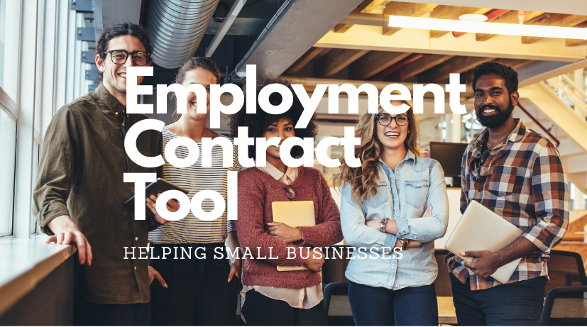 Employment Contract Creation Tool
